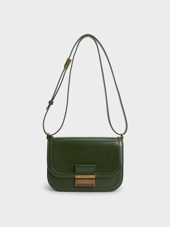 Charlot Bag, Sage Green, hi-res