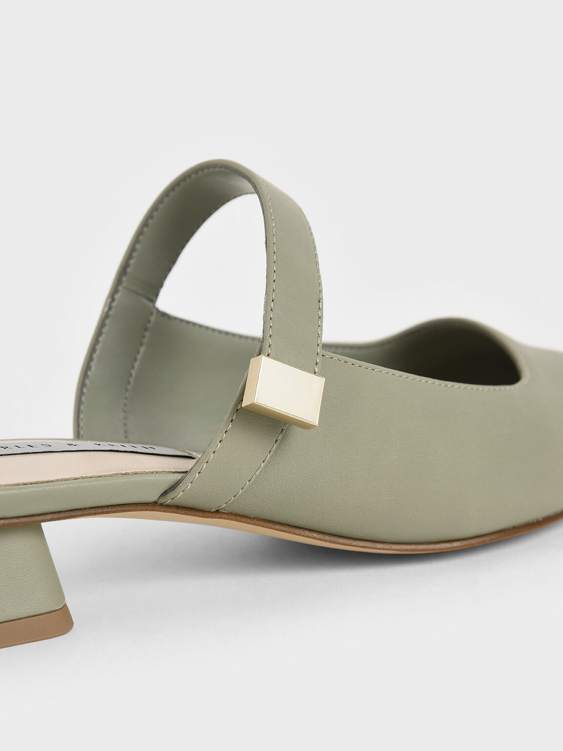 Mary Jane Mules, Sage Green, hi-res