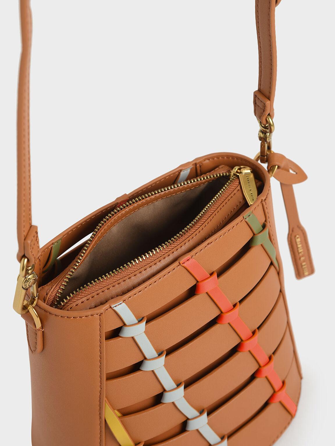 Knot Detail Bag, Multi, hi-res