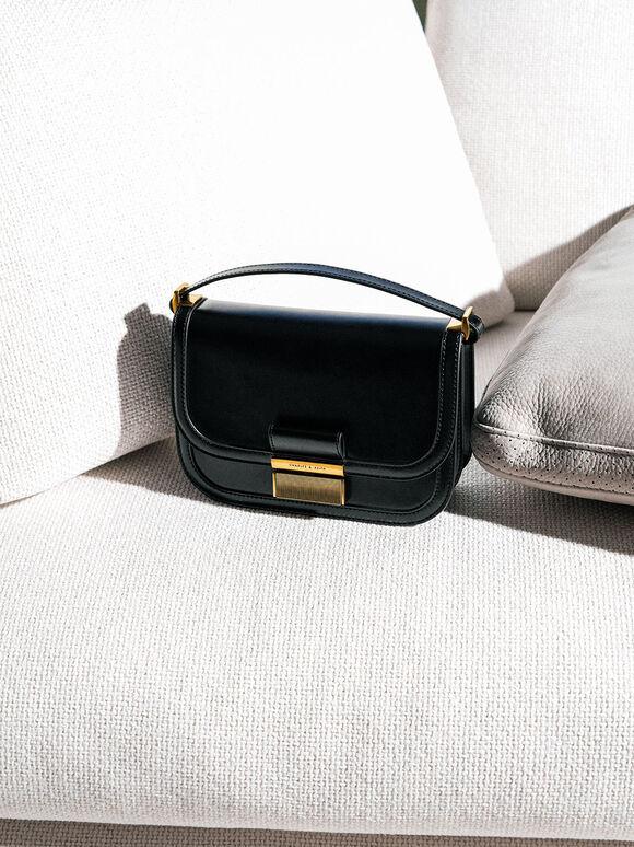 Charlot Bag, Black, hi-res