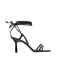 STRAPPY TIE UP HEELS