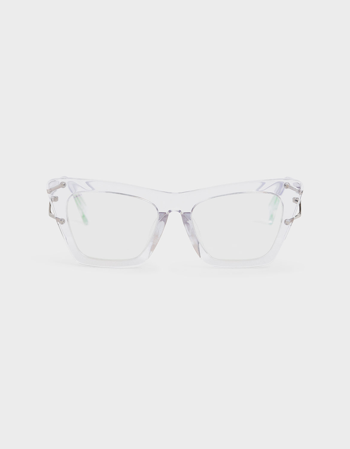Acetate Butterfly Sunglasses